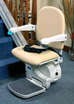 Minivator Simplicity Stairlift